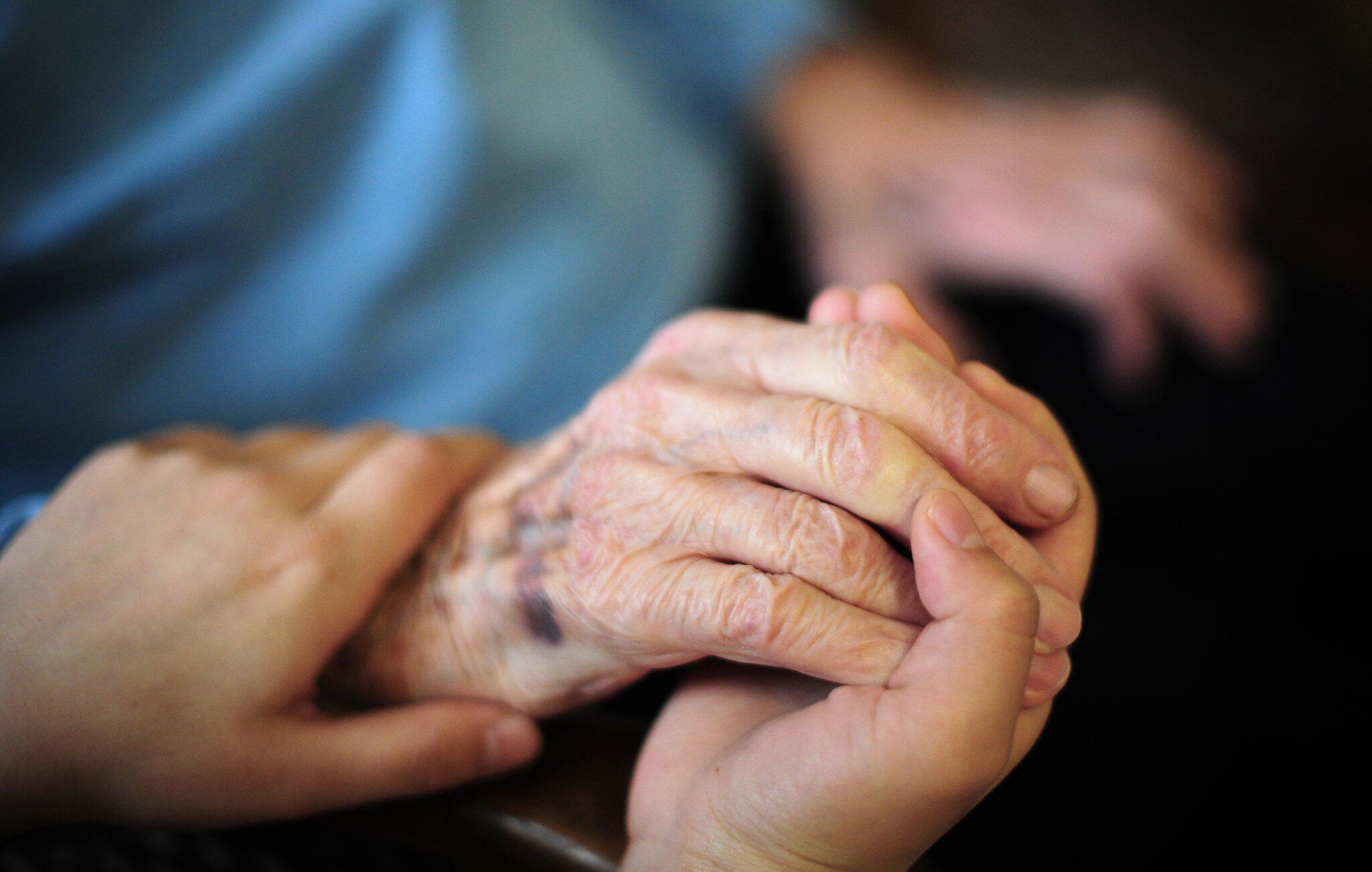Bild zu Altenpflege