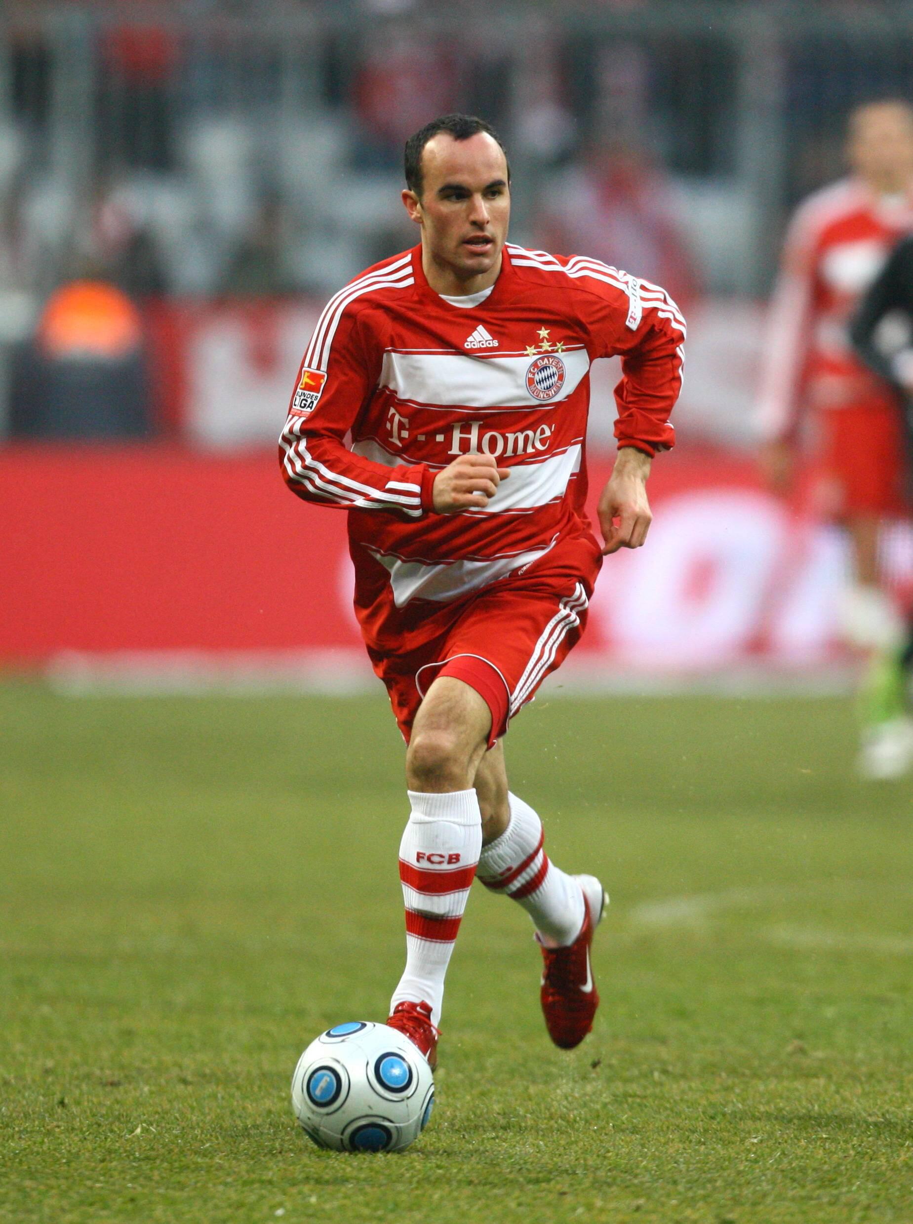 Bild zu Landon Donovan, FC Bayern,