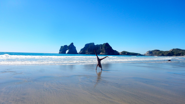 Bild zu Golden Bay