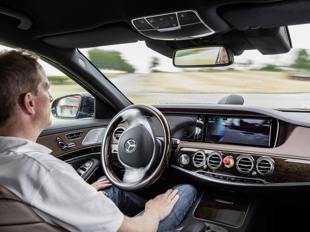 Bild zu Autonomes Fahren: Noch eine weit entfernte Zukunftsvision?