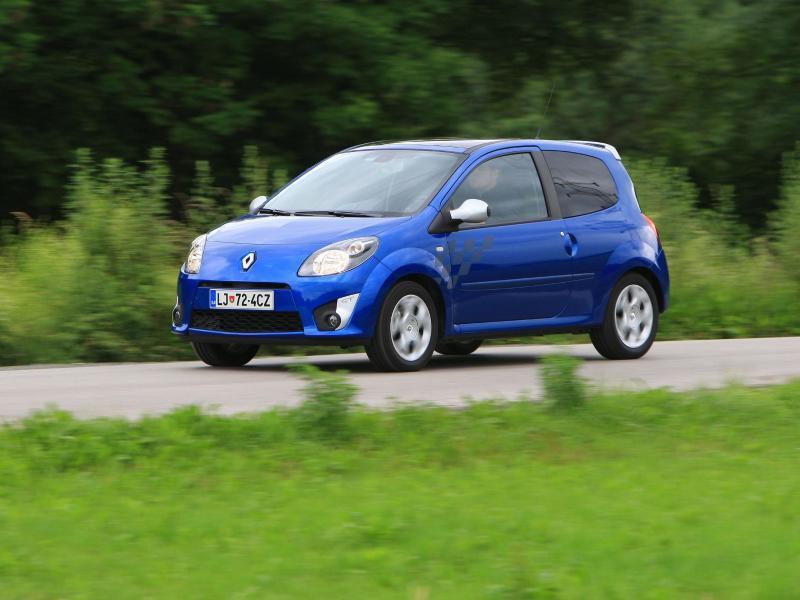 Bild zu Renault Twingo II als Gebrauchter