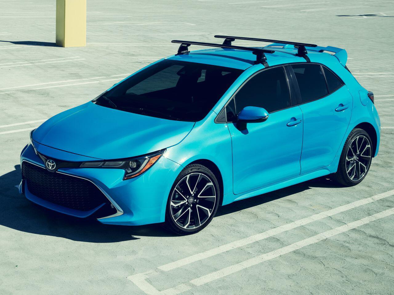Bild zu Toyota Corolla Hatchback (Auris)