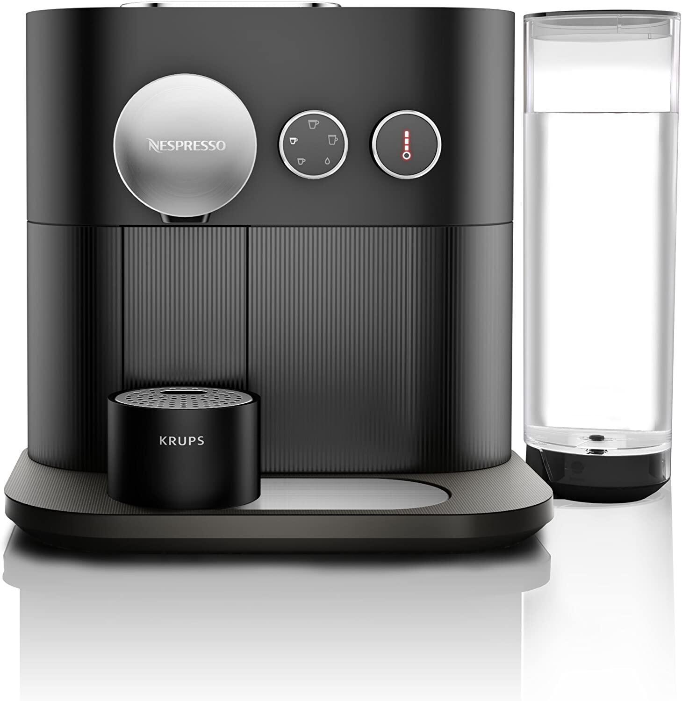 Bild zu Kaffeeautomat, Fridge cam, Rauchmelder, Rasenmähroboter, Videokklingel, WLAN-Waage