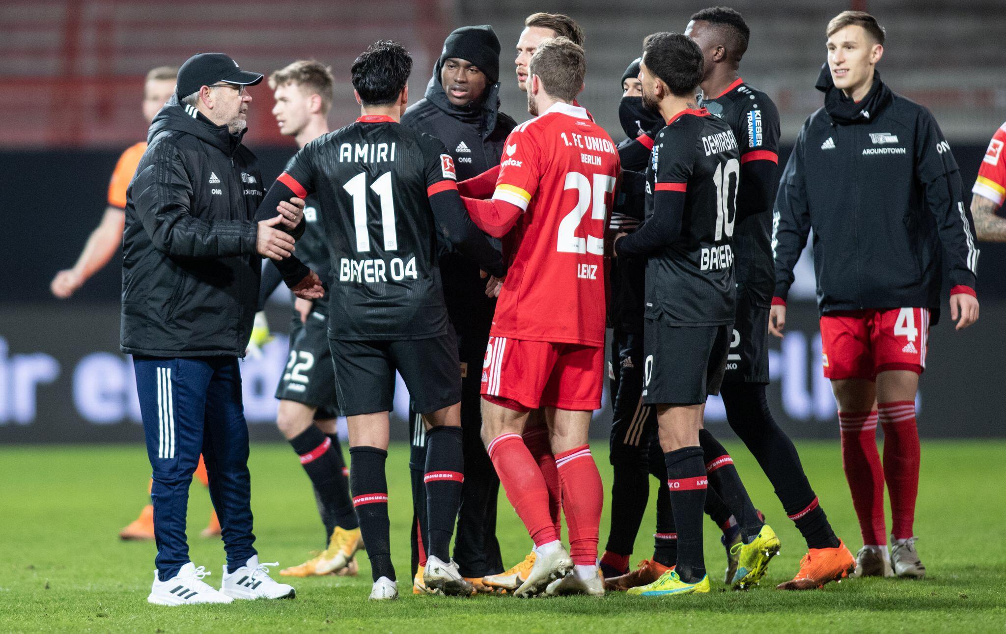Bild zu Union Berlin - Bayer Leverkusen