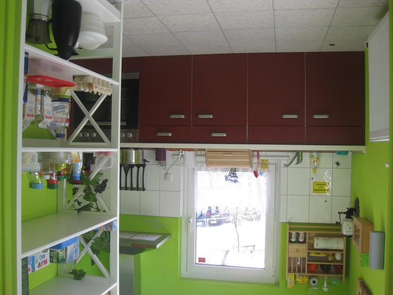 """Bild zu Küche des """"Verrückten Hauses"""" bei Leipzig"""