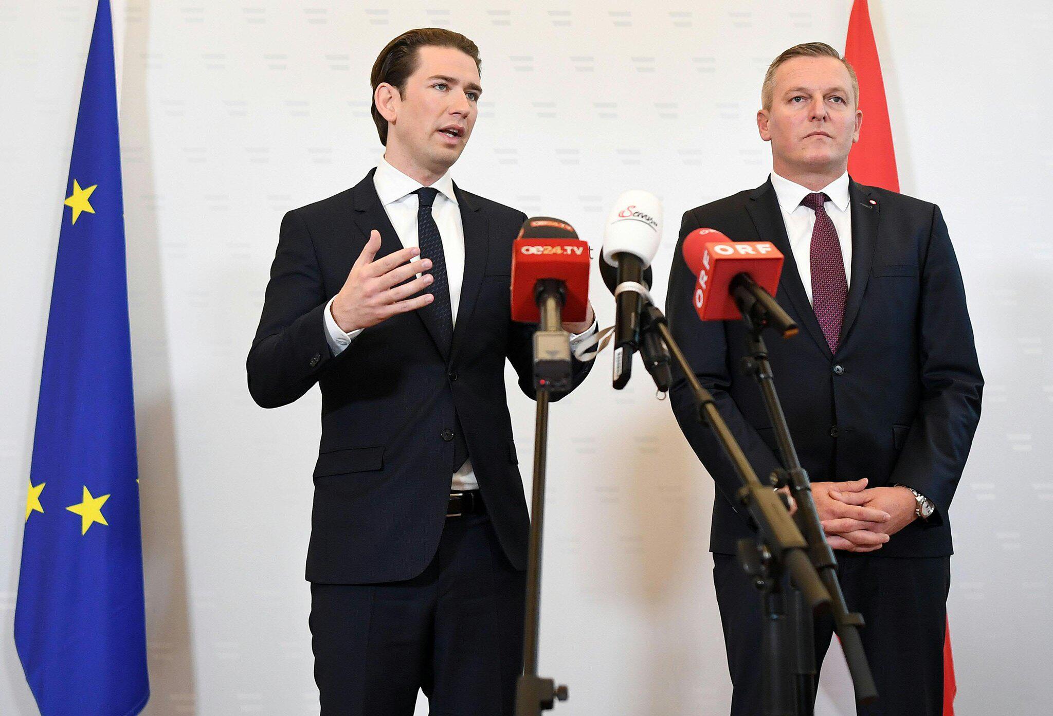 Bild zu Spionagefall Österreich