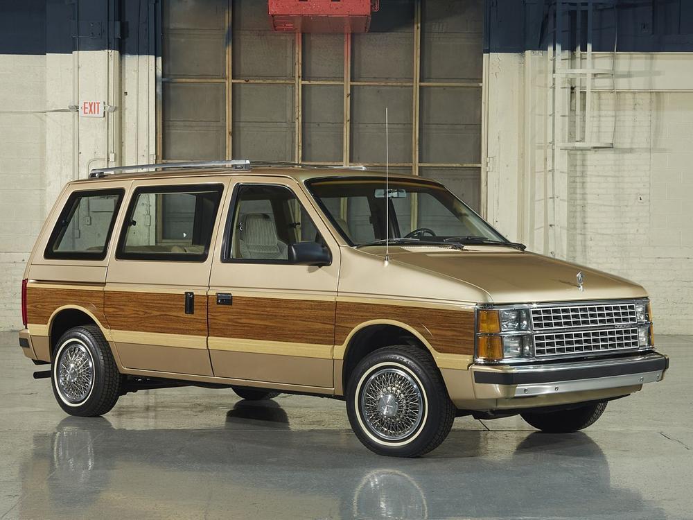 Bild zu Dodge Caravan
