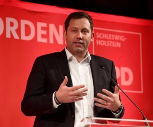 Neujahrsempfang der SPD Schleswig-Holstein