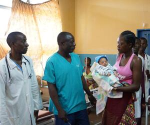 Unicef, Kongo
