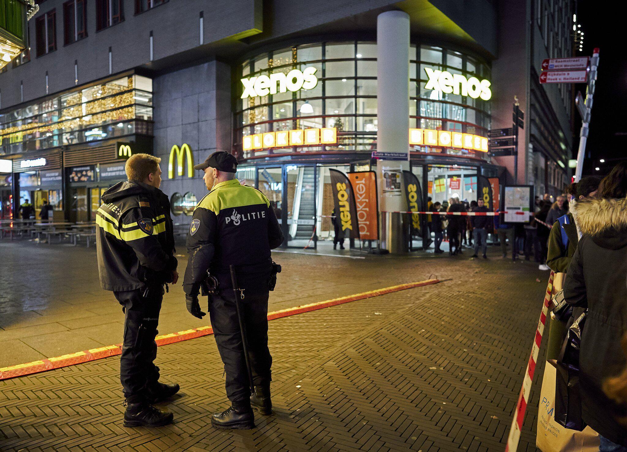 Bild zu Verletzte bei Messerangriff in Den Haag