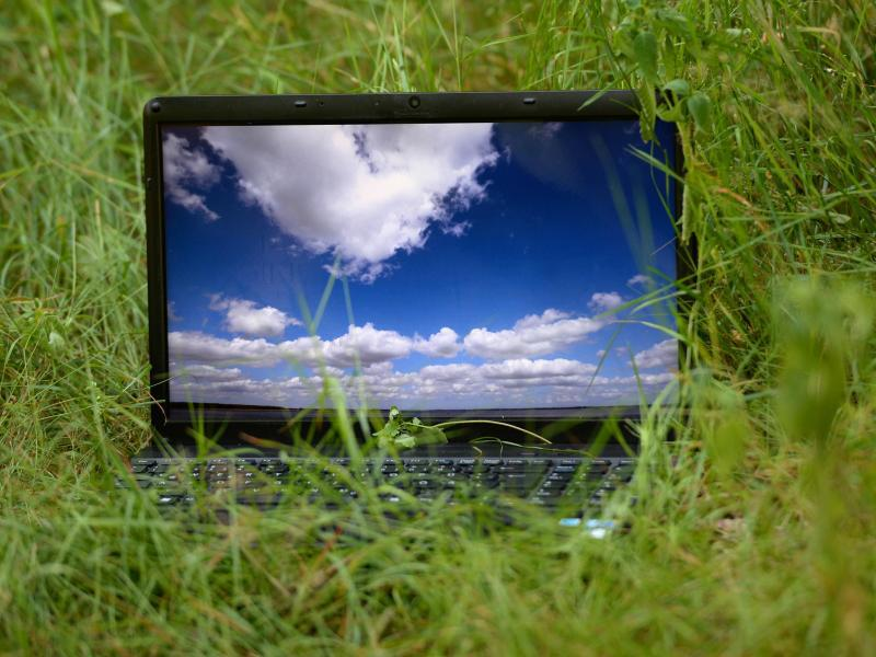 Bild zu Cloud-Speicher