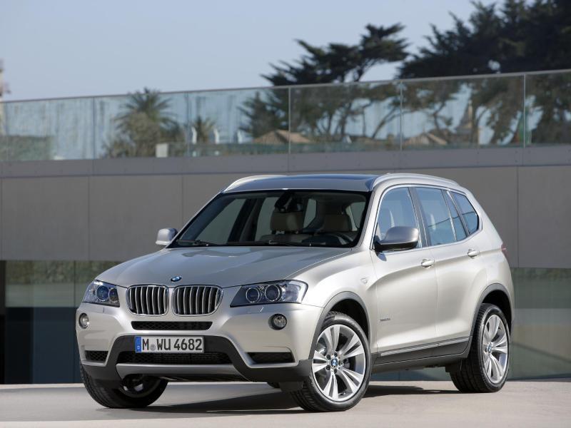 Bild zu BMW X3 als Gebrauchter