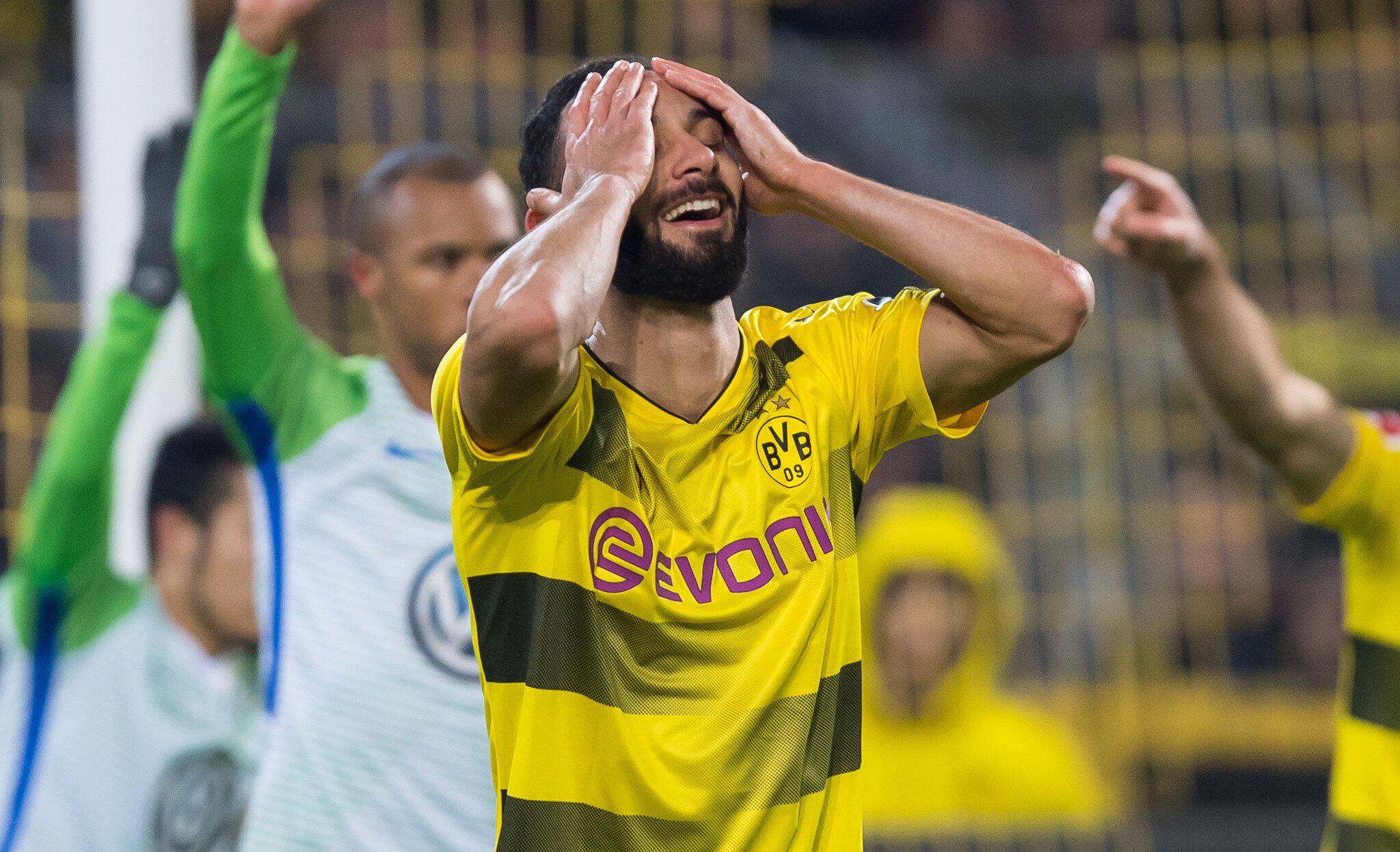 Bild zu Borussia Dortmund vs VfL Wolfsburg