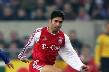 Vahid Hashemian, FC Bayern,