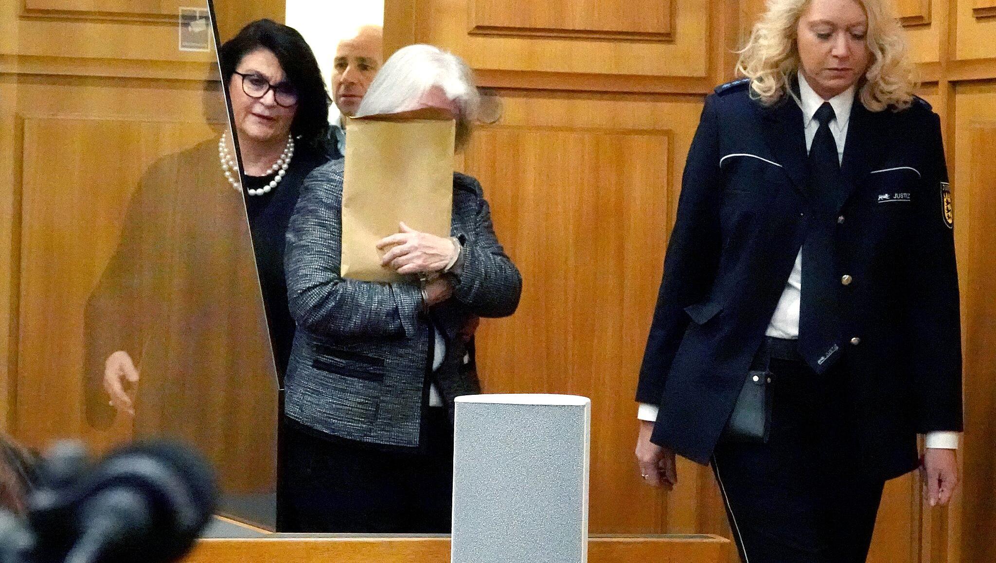 Bild zu Urteil im Prozess gegen Kinderbetreuerin