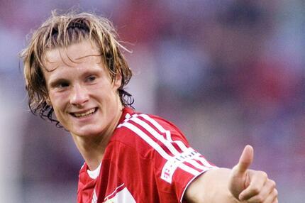 Marcell Jansen, FC Bayern,