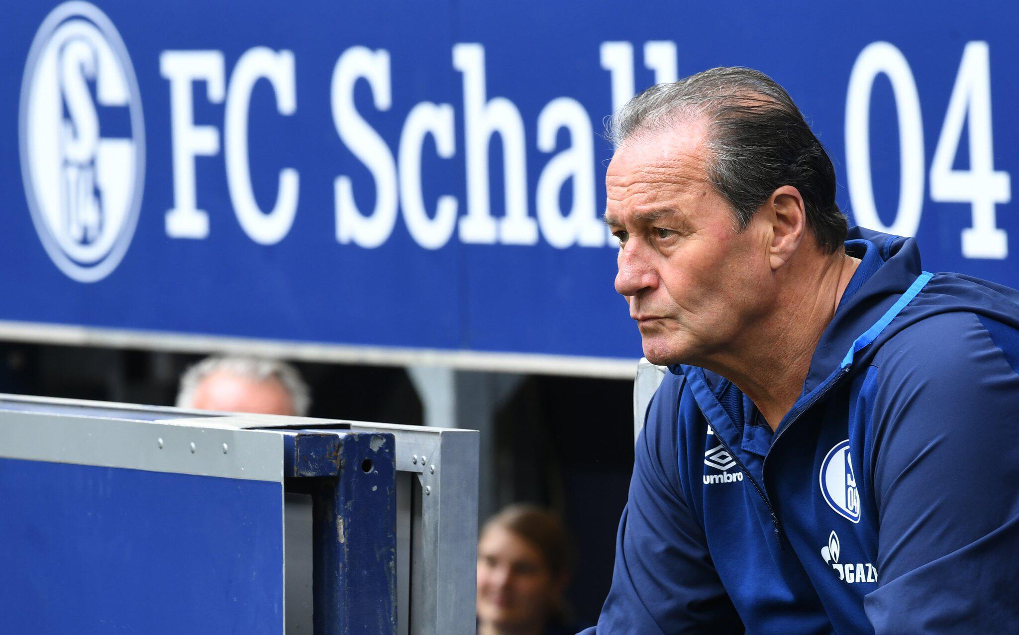 Bild zu FC Schalke 04 - EIntracht Frankfurt