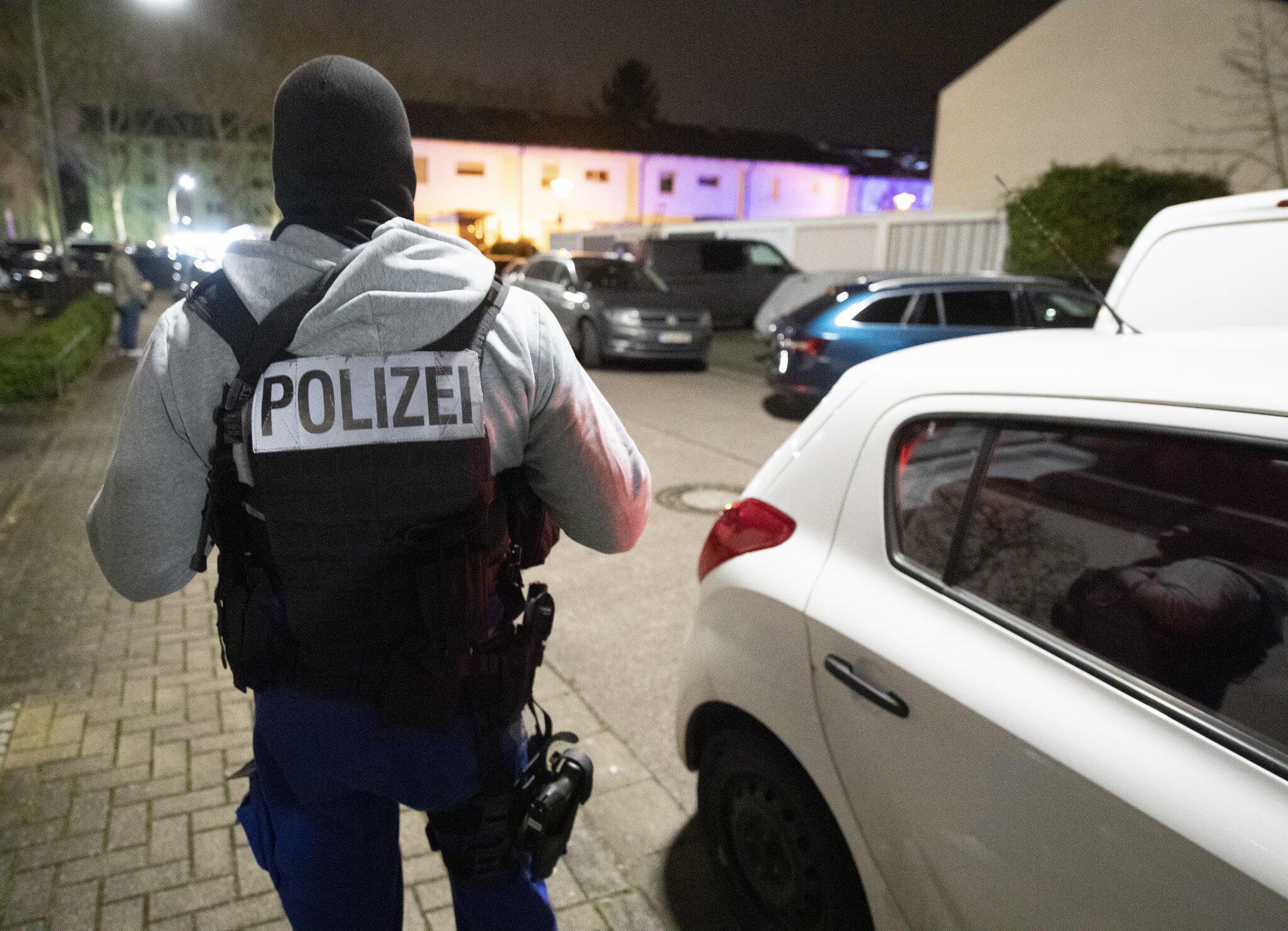 Bild zu Tote durch Schüsse in Hanau