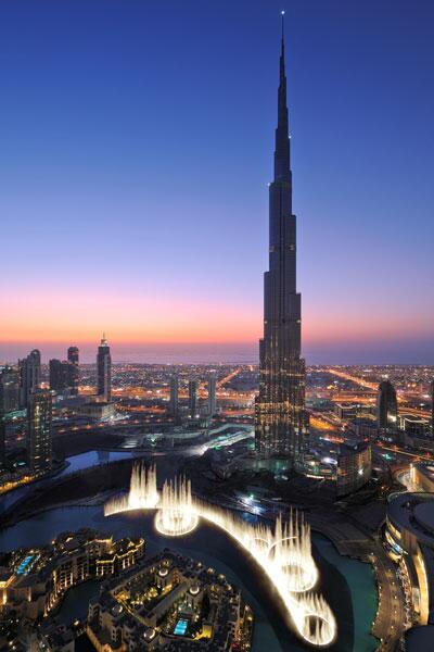 Bild zu Hotel Armani Burj Khalifa