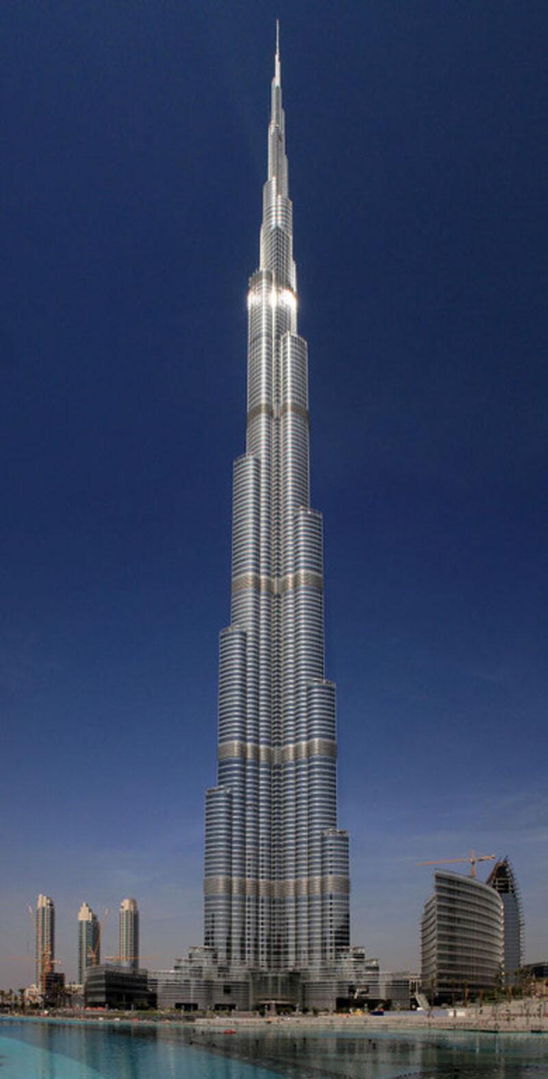 Bild zu Burj Khalifa