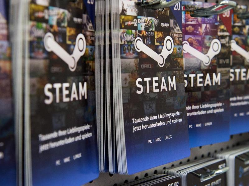 Bild zu Spiele-Plattform Steam