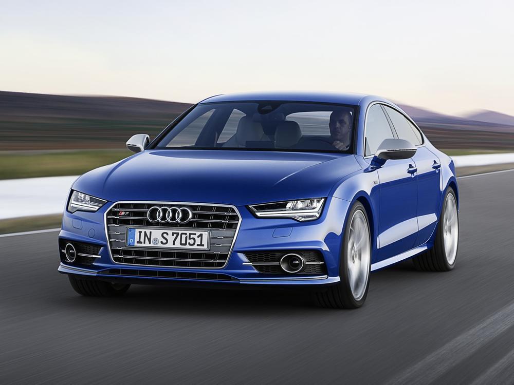 Bild zu Audi S7