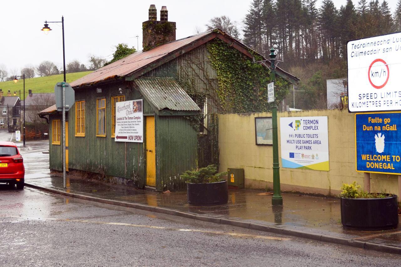 Bild zu Pettigo - Dorf an der irisch-nordirischen Grenze