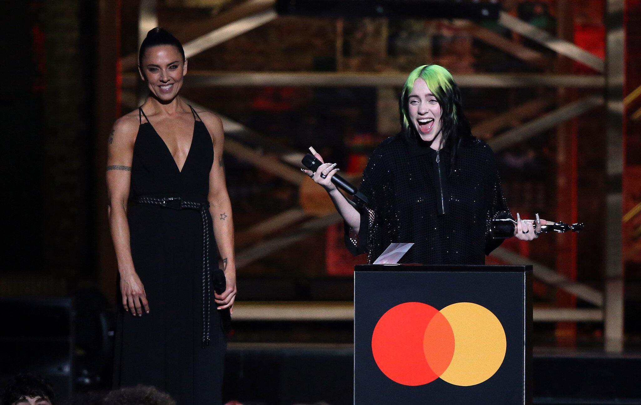 Bild zu Brit Awards 2020