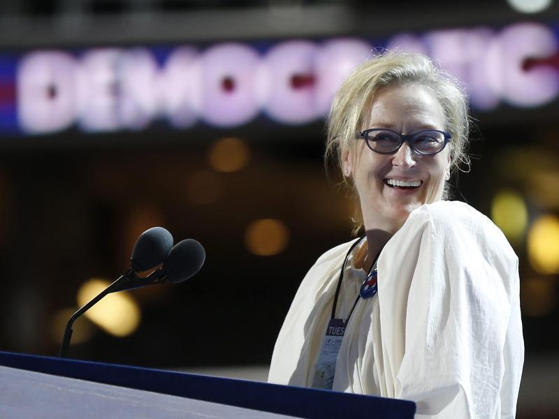 Bild zu Meryl Streep