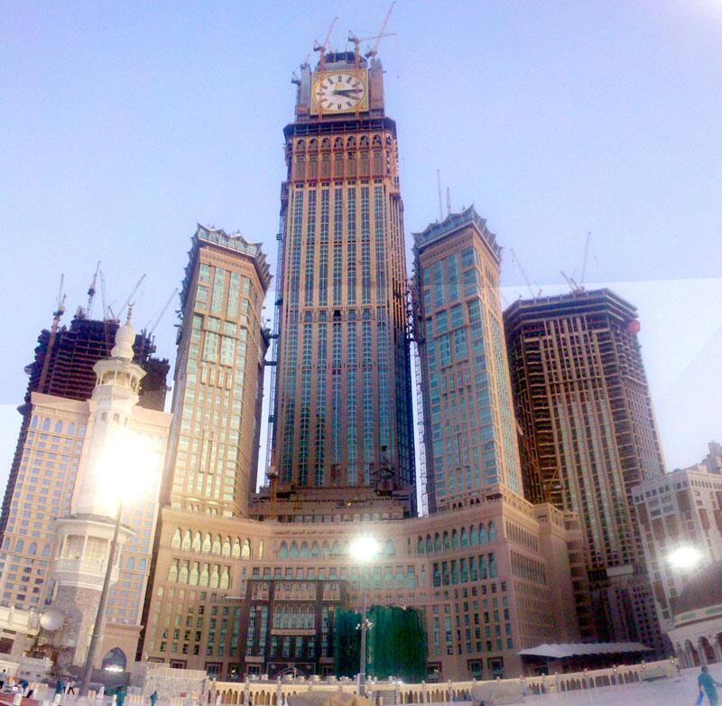 Bild zu Abraj Al Bait Towers