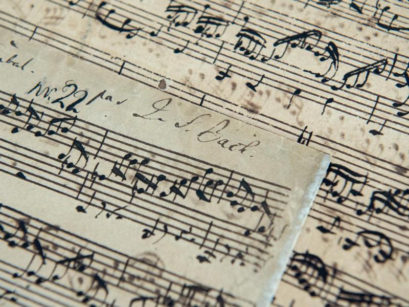 Bild zu Johann Sebastian Bach