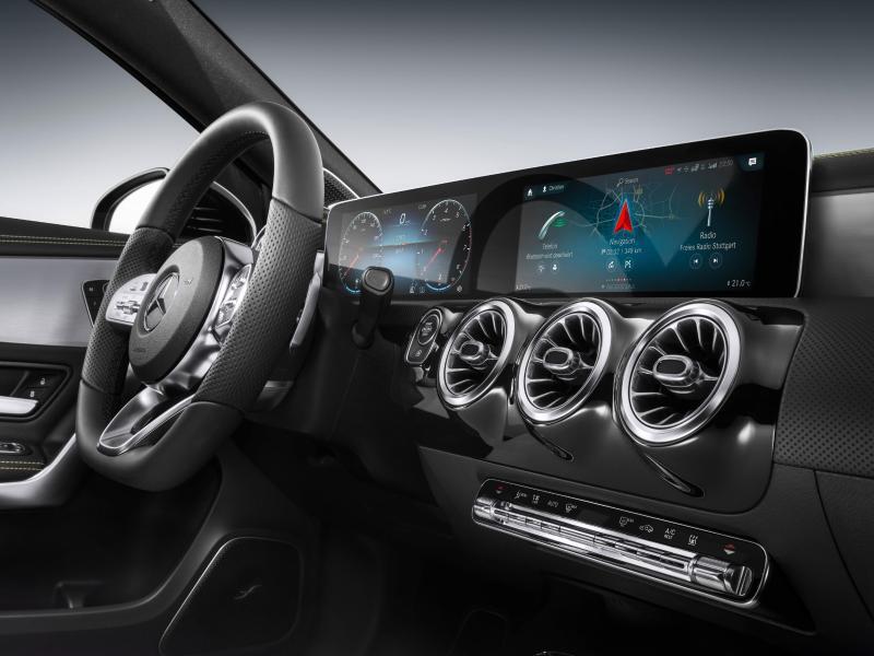 Bild zu Mercedes-Infotainmentsystem MBUX