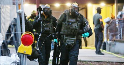 Rizin-Bombenbauer plante islamistischen Anschlag