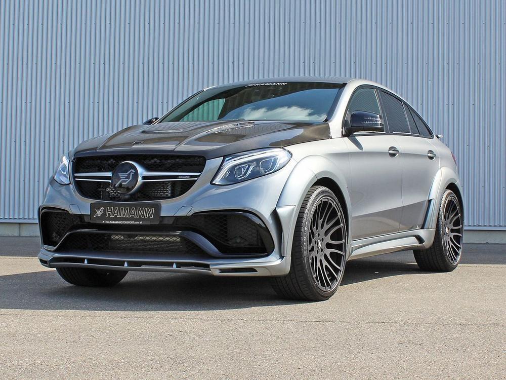 Bild zu Mercedes-AMG GLE 63 S Coupé von Hamann