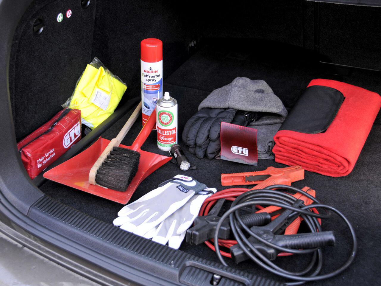 Bild zu Winterausrüstung fürs Auto