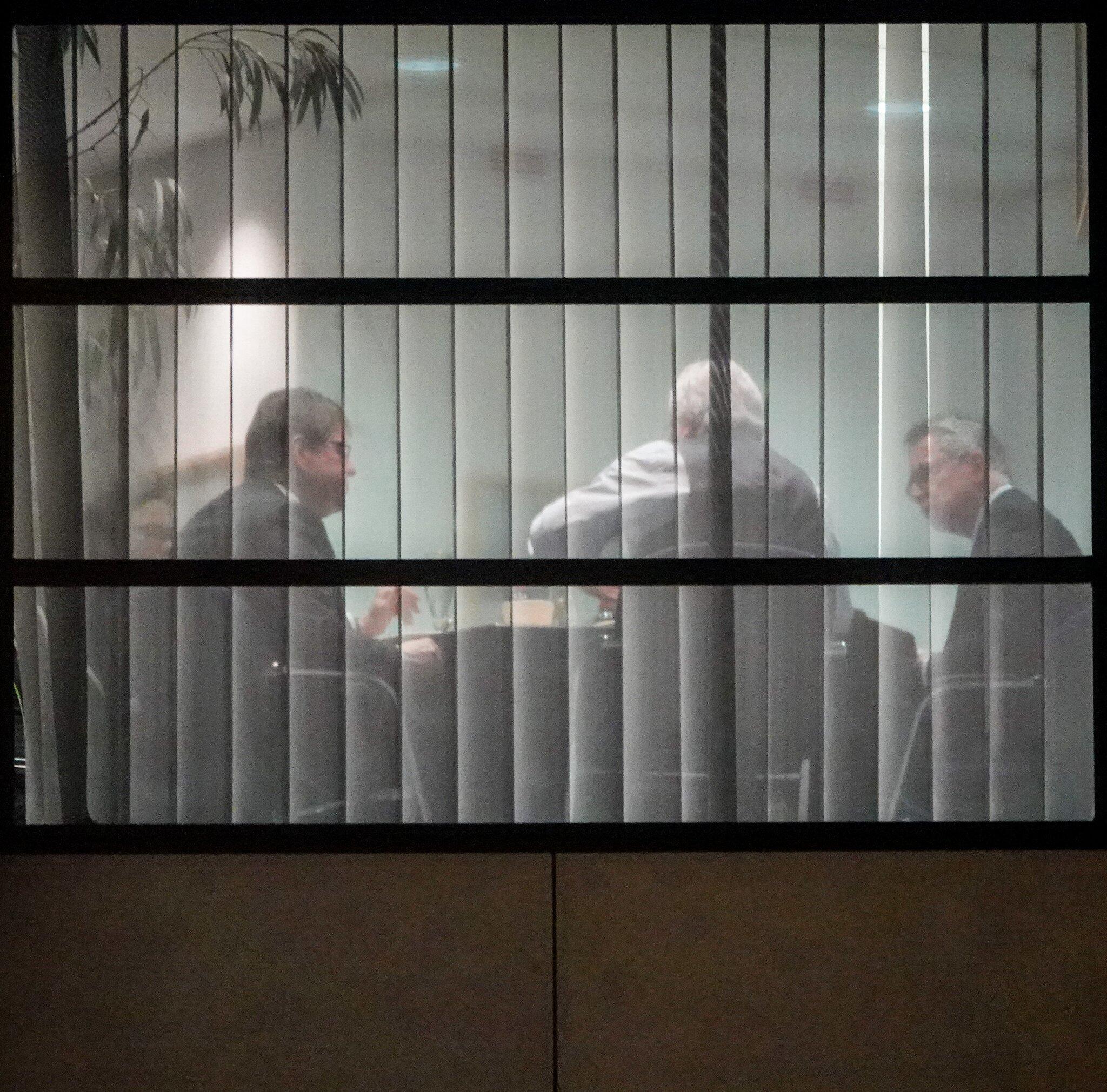 Bild zu Fortsetzung der Sondierungen von Union und SPD