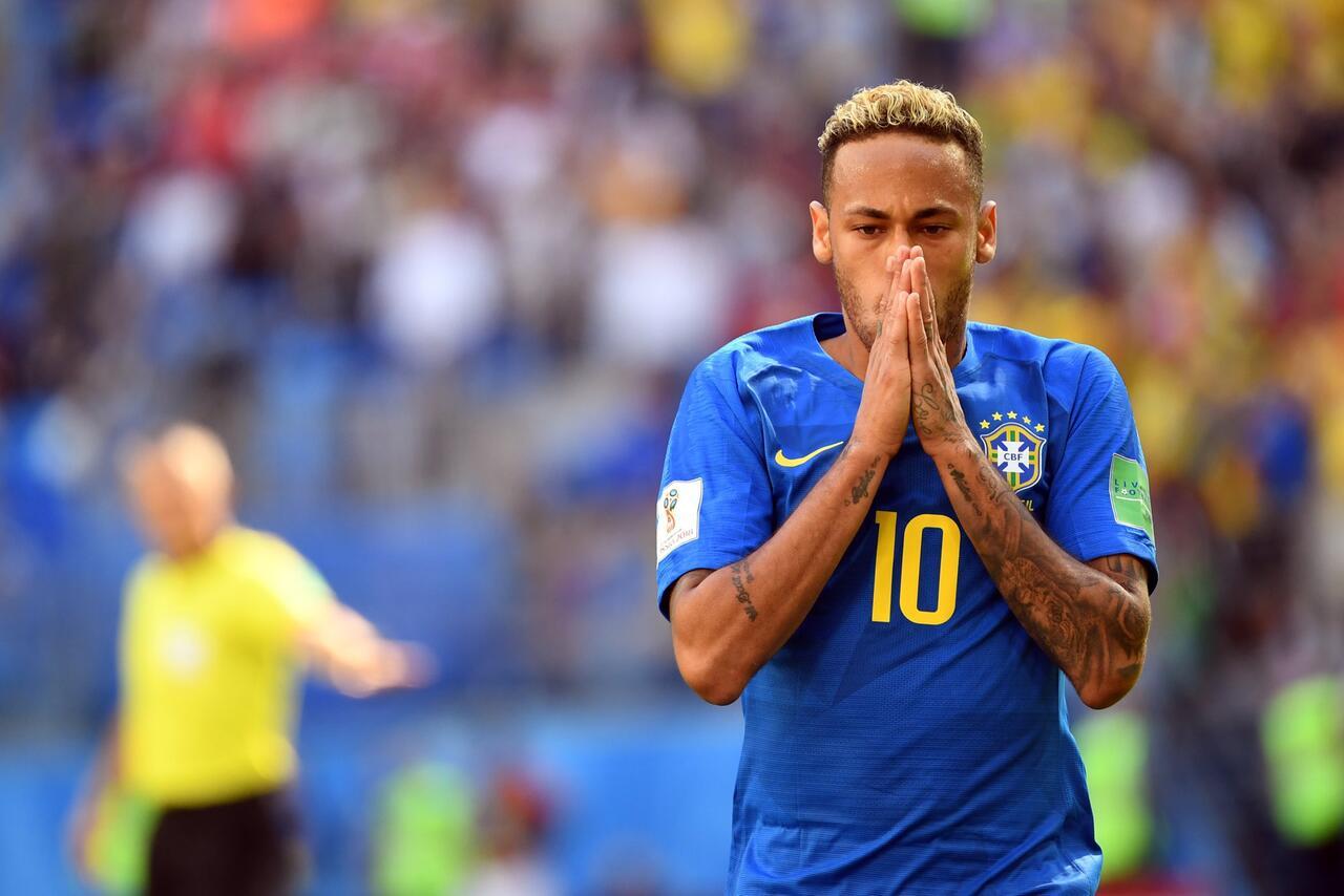 Bild zu WM 2018 - Brasilien - Costa Rica