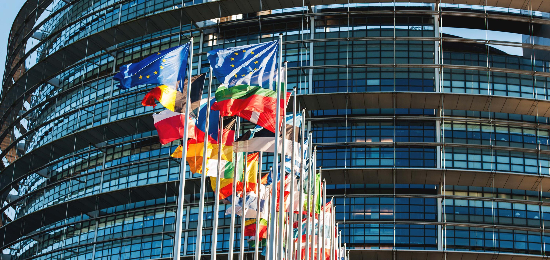 Bild zu EU Institutionen