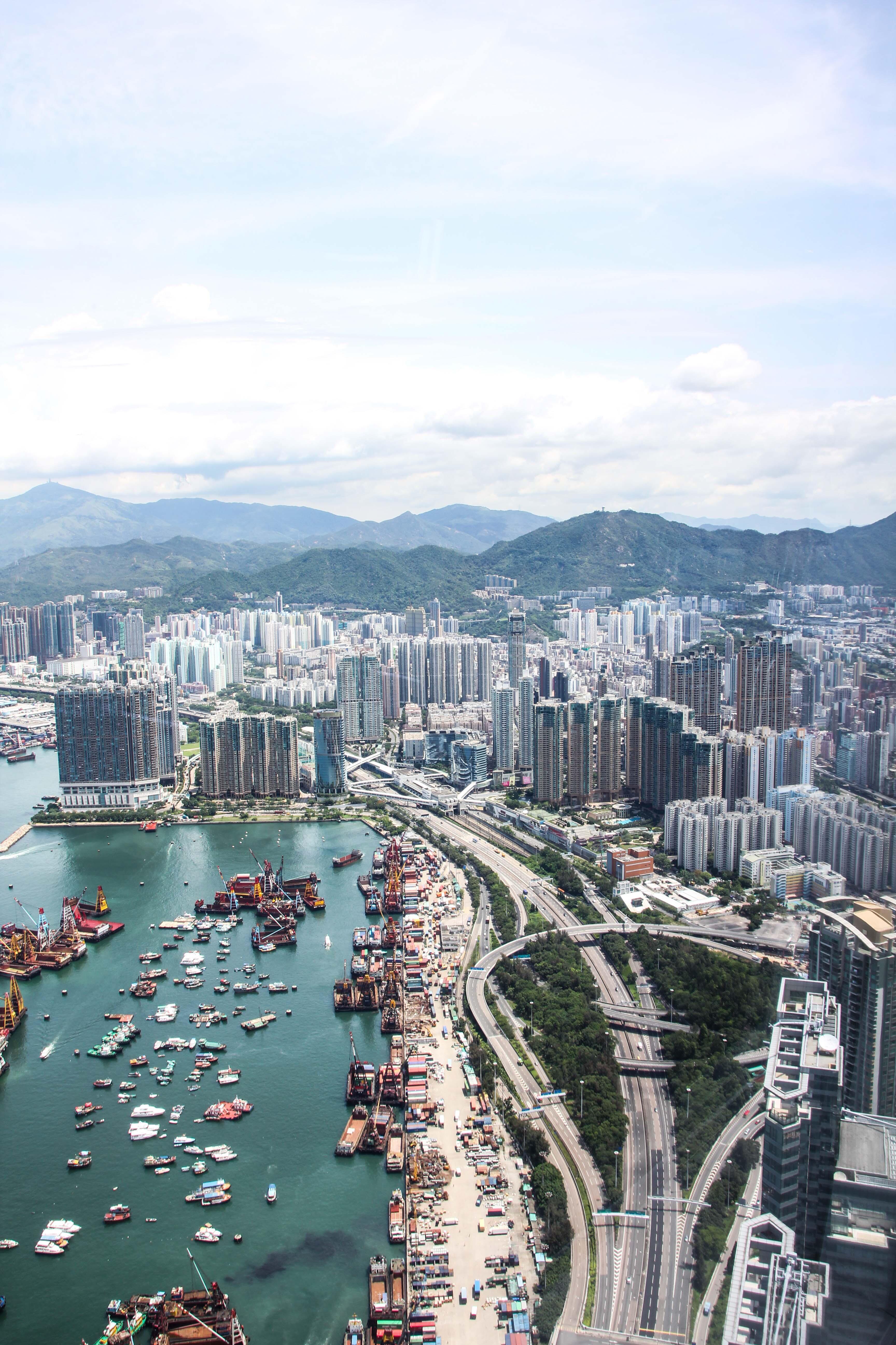 Bild zu Sky100, Hongkong