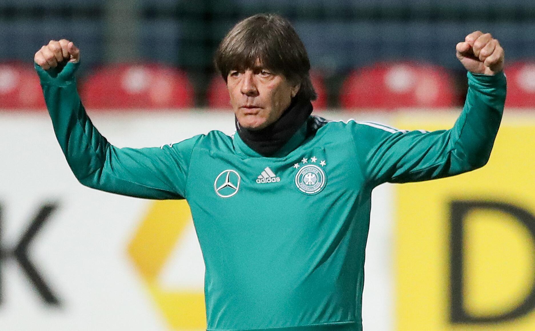 Bild zu UEFA Nations League - Germany training session