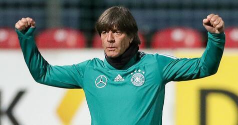 UEFA Nations League - Germany training session