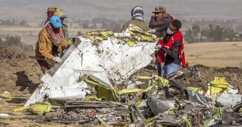Boeing, Absturz, Äthiopien, Addis Abeba, Boeing 737 Max 8, Bishoftu