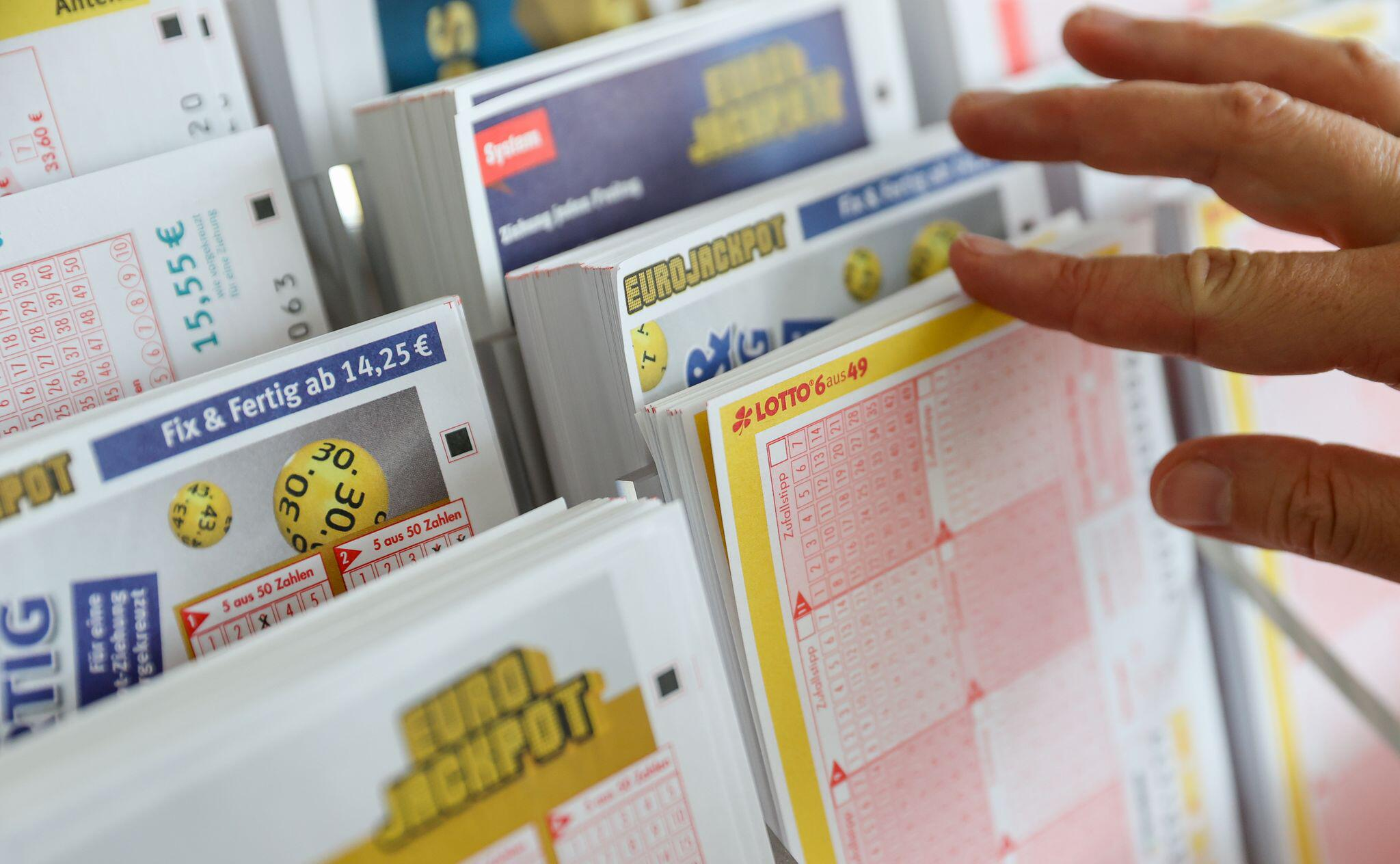 Preiserhöhung Lotto