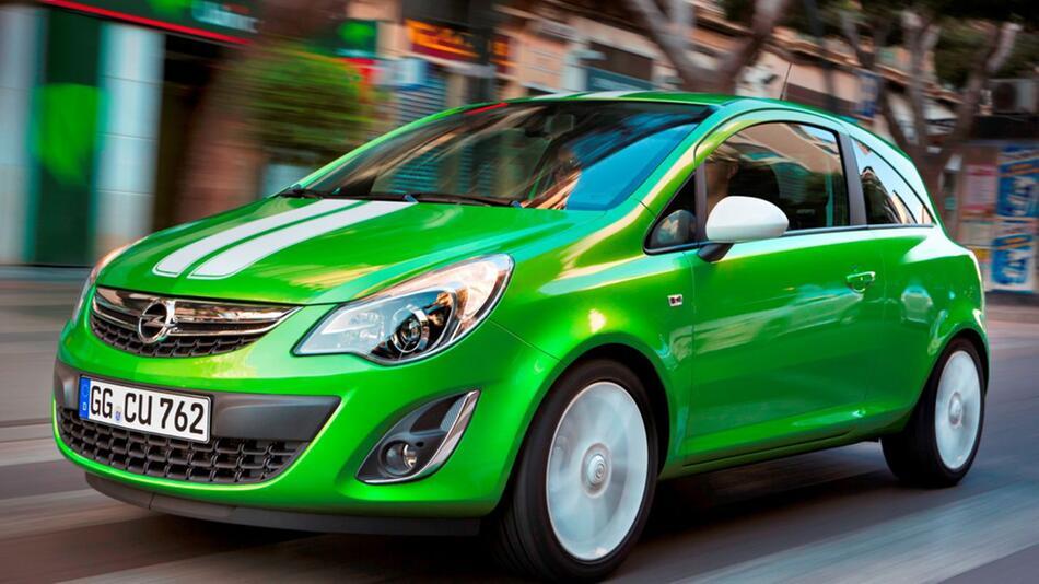 Opel Corsa-Rückruf: Eine rostende Motorhaube ist das Problem