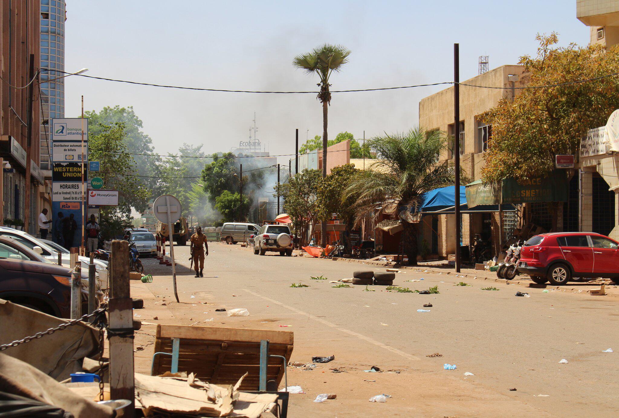 Bild zu Anschlag in Burkina Faso