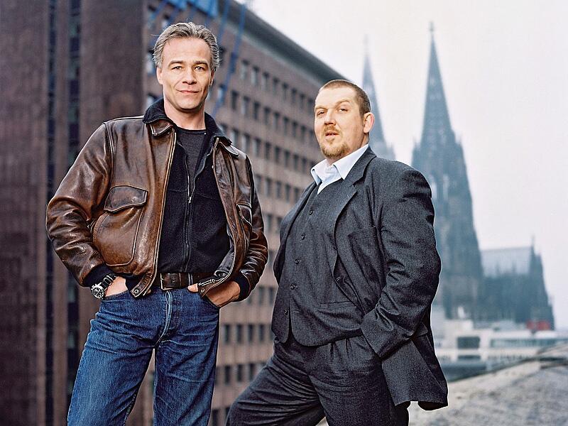 Bild zu Köln: Max Ballauf und Freddy Schenk