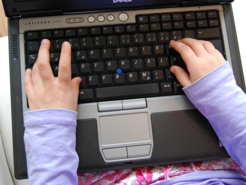 Bild zu Kinder und das Internet