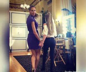 Heidi Klum nimmt Tochter mit zur Arbeit