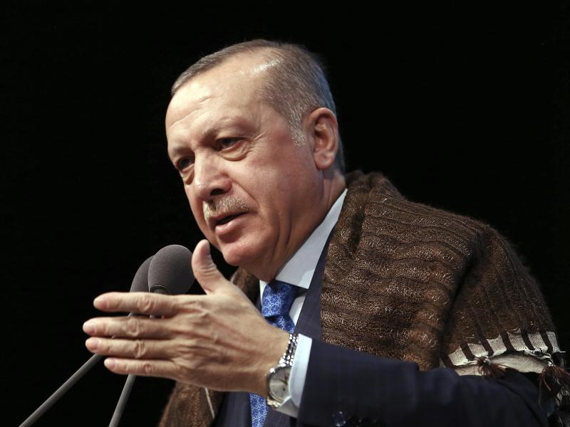 Bild zu Präsident Erdogan