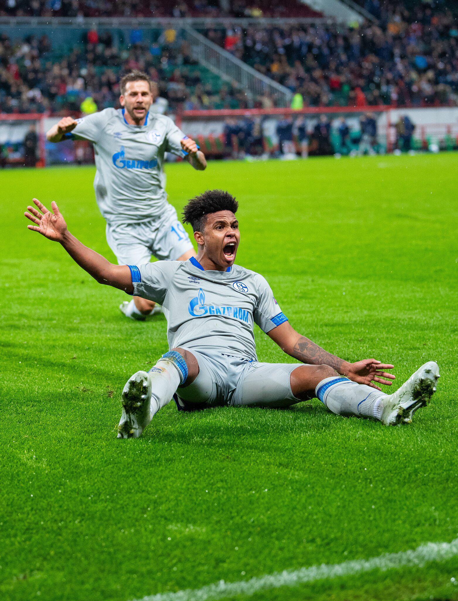 Bild zu Lokomotive Moskau - FC Schalke 04